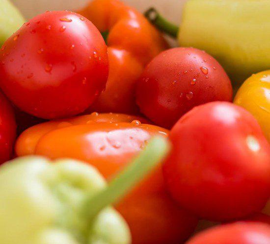 HACCP-zelenina
